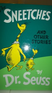 Dr. Suess' The Sneetches